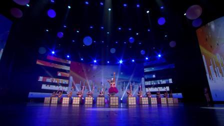 舞蹈《与未来牵手》浙江省绍兴市柯桥区述一舞蹈艺术培训中心