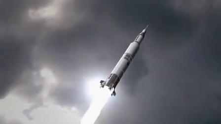 阿波罗11号登月完整动画演示