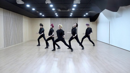TXT 'PUMA' Dance Practice