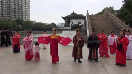 音乐情景剧《文姬归汉》  表演单位:常州市南大街街道.幸福微家志愿者团队