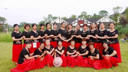 广场舞《维吾尔姑娘》.