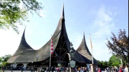 探秘欧洲最古老的主题乐园-艾弗琳梦幻乐园