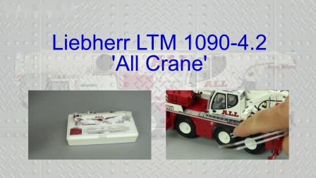 Liebherr LTM 1090 All Crane by Cranes Etc TV