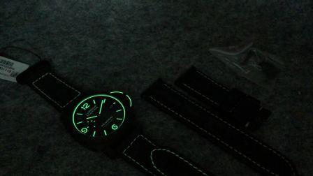 VS pam1118 夜光沛纳海70周年纪念款