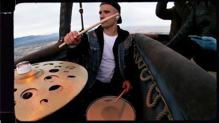 猴子鼓手 Halsey - Without Me (ILLENIUM Remix) - Deivhook (Air Balloon Drum Remix)