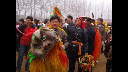 邙岭镇省庄村2007年庙会照片