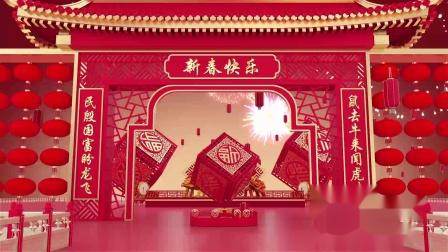 """2021陕西省""""最美童年""""少儿春节大联欢《小马奔腾》---志丹县丫丫舞蹈培训中心"""