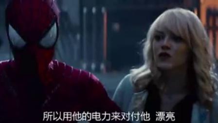 超凡蜘蛛侠2 穿梭摩天楼缠斗 机智布网通电逆袭