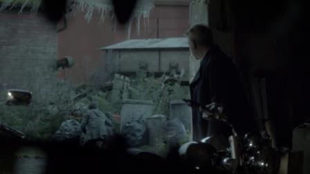 维兰德 第四季 02 垃圾堆找到凶器 维兰德遭到攻击