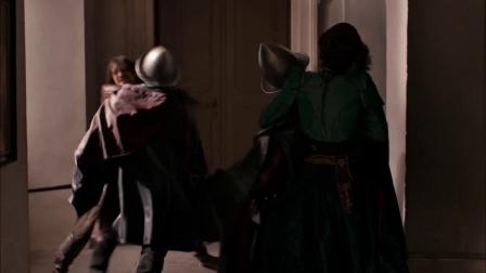 火枪手 第2季 09 罗什福尔掌大权 王后被救出皇宫