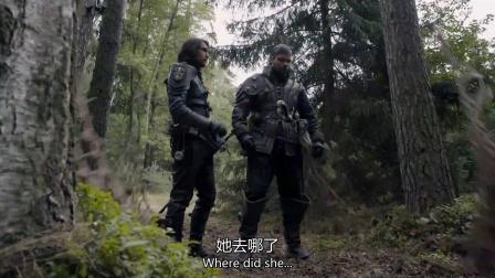 火枪手 第三季 07 火枪手竟中陷阱 女人戒备闯入者