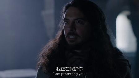 火枪手 第三季 06 承认与王后私情 阿拉密斯痛斥王