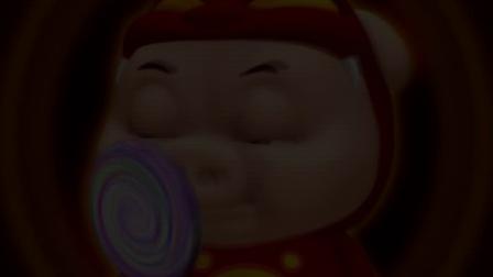 猪猪侠3猪猪侠勇闯未来之城 24 秘密武器