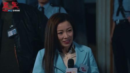 黄志安与老婆当众发糖