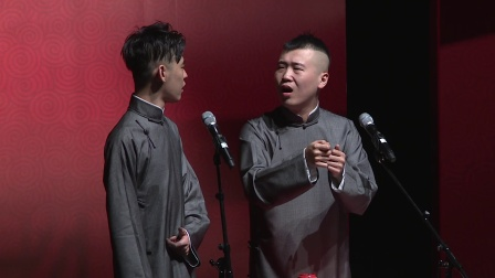 德云社相声:<学哑语>张云雷 杨九郎 20171106