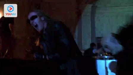 刀锋战士2 变种吸血鬼大侵袭 血盆大口似异形
