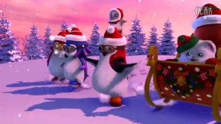 儿童英语巴塔木儿歌29 Badanamu Christmas