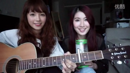 Thinking out loud Cover by 她她