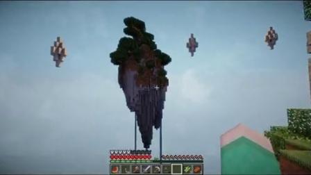 我的世界Minecraft【大橙子】CTM绝地重生EP3-再上空岛打打打