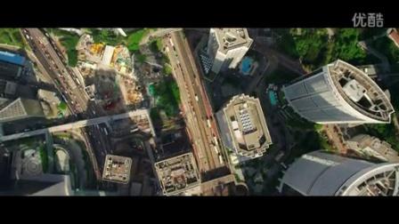 林岭东新作《谜城》香港版预告片 今年暑假 震撼全城