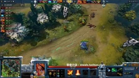 【IG VS VG#2】D2CL中国决赛 DOTA2西瓦幽鬼0331
