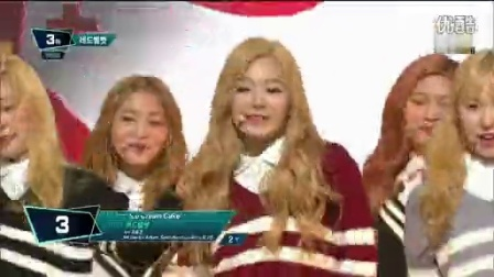 M! Countdown 2015 Red Velvet《Ice Cream Cake》150409 M! Countdown