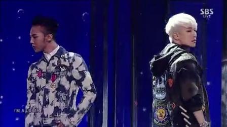 [YG视频]BIGBANG - 'LOSER' 0503 SBS Inkigayo