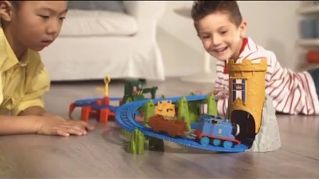 托马斯和他的朋友们 第二季 01 Thomas,Percy and the Coal 托马斯 培西和煤