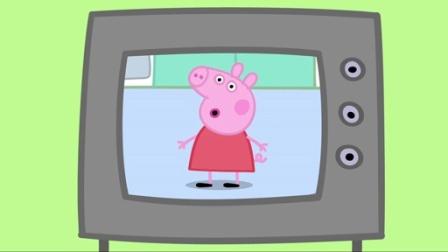 小猪佩奇第一季:爸爸的摄像机