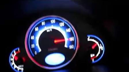 奔奔mini最高时速(高速167公里)