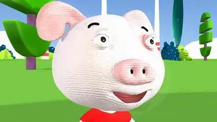 031 鞠萍姐姐讲故事 三只小猪