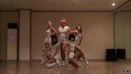 【丸子控】[Black Queen]KARA - Step 舞蹈教学7