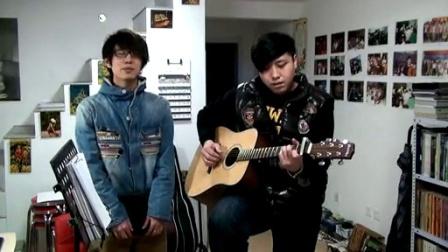 吉他弹唱 可惜不是你(郝浩涵和许峰)