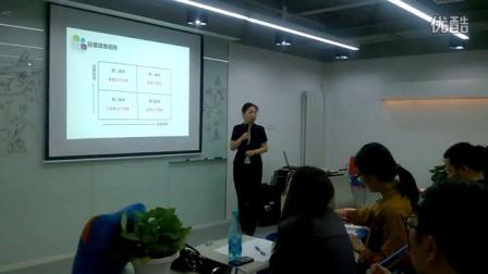 丁慕青:高效能时间管理培训片段