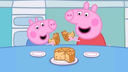 趣盒子游戏 2016 小猪佩奇 季节游戏 秋冬季 摘树莓 做水果蛋糕 588 佩奇摘树莓做水果蛋糕