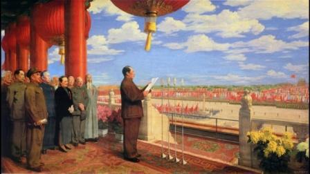 姥姥讲故事(972)--中华人民共和国成立(中国历史故事)