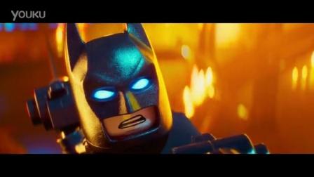 《乐高蝙蝠侠大电影》电视宣传片