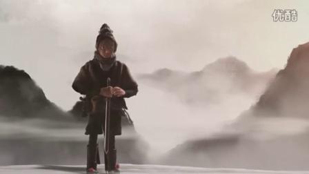 新武侠曝前传《刺客聂隐娘》定格动画版预告片