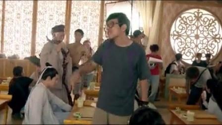 <花千骨>曝主创花絮 揭幕后故事