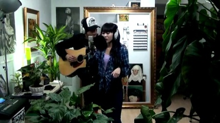吉他弹唱 张惠妹《我可以抱你吗》(郝浩涵和孙小猴)