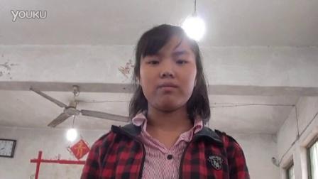 【拍客】2012感恩--语文老师带病上课女生表感谢