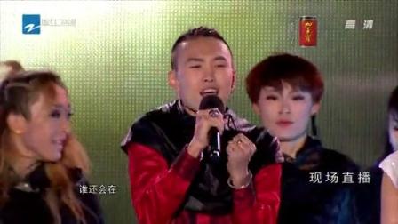 好声音冠军赛梁博封王 20120930