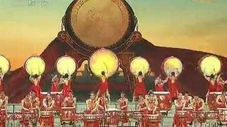 舞蹈《鼓韵龙腾》山西绛州鼓乐团等 08