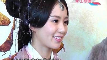 优酷娱乐播报 2012 3月 《大漠谣》刘诗诗饰演