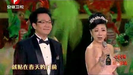 沈菁 肖应泽《中华大年画》 2014安徽卫视春晚 140129