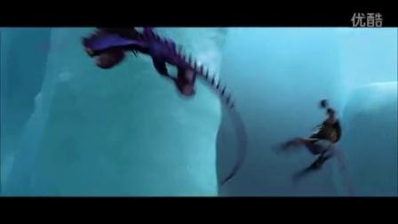 《驯龙高手2》片段之幼龙大赛
