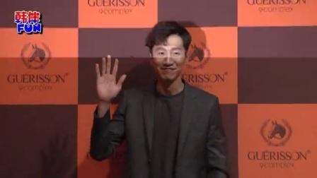 李光洙郑俊英出席品牌活动 两大型男帅气对决 160701