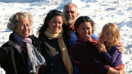 Zaria Forman:表现地球美丽和脆弱的绘画