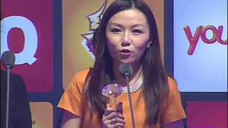 杨澜获得年度公益影响力红人 黄健华获得年度公益贡献红人奖37