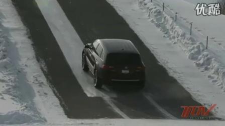 Acura讴歌2010款MDX 超级四轮驱动力自由分配系统实练